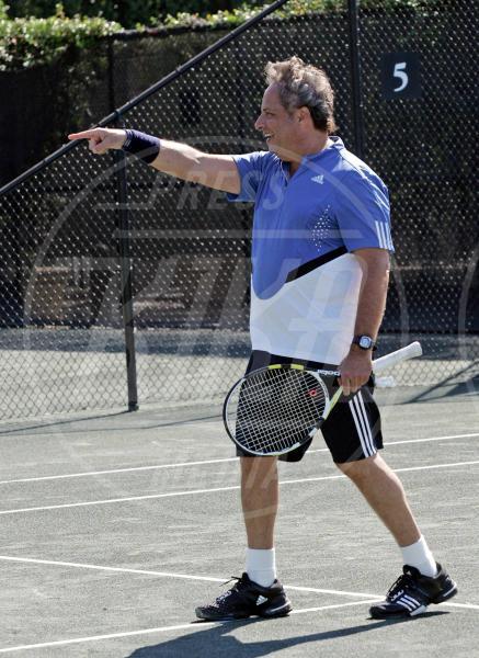 John Lovitz - Boca Raton - 05-11-2010 - Gli Us Open risvegliano la passione per il tennis delle star