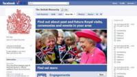 Regina Elisabetta II - 08-11-2010 - Online il profilo Facebook della Regina Elisabetta II