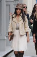 Kourtney Kardashian - New York - 08-11-2010 - Kourtney Kardashian porta il figlio in ospedale per reazione allergica
