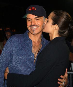 Billy Bob Thornton, Angelina Jolie - Westwood - 04-10-2001 - Addio Brangelina: tutte le storie precedenti