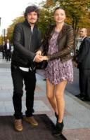 Miranda Kerr, Orlando Bloom - Parigi - 30-09-2010 - Miranda Kerr posa nuda per W