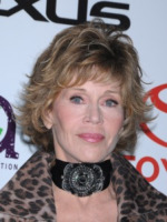 Jane Fonda - Burbank - 16-10-2010 - Jane Fonda ha da poco rimosso un tumore al seno