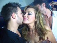 Lory Del Santo, Paolo Molinaro - Roma - 12-11-2010 - TheLady2 sarà un successo. Parola di Lory Del Santo