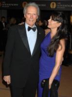 Dina Eastwood, Clint Eastwood - Hollywood - 14-11-2010 - Clint Eastwood e Dina Ruiz: il matrimonio è finito