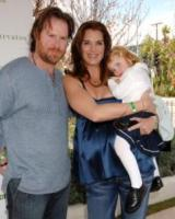 Rowan Henchy, Chris Henchy, Brooke Shields - West Hollywood - 19-03-2006 - Brooke Shields da alla luce il suo secondo figlio