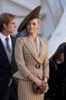 Principessa Charlene Wittstock - Monaco - 19-11-2010 - Giorgio Armani disegnera' l'abito di Charlene Wittstock