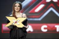 Nathalie Giannitrapani - Milano - 24-11-2010 - Nathalie Giannitrapani e' la prima donna e cantautrice a vincere XFactor