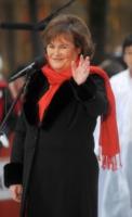 Susan Boyle - New York - 23-11-2010 - Susan Boyle è in vetta alla classifica degli artisti britannici più venduti all'estero