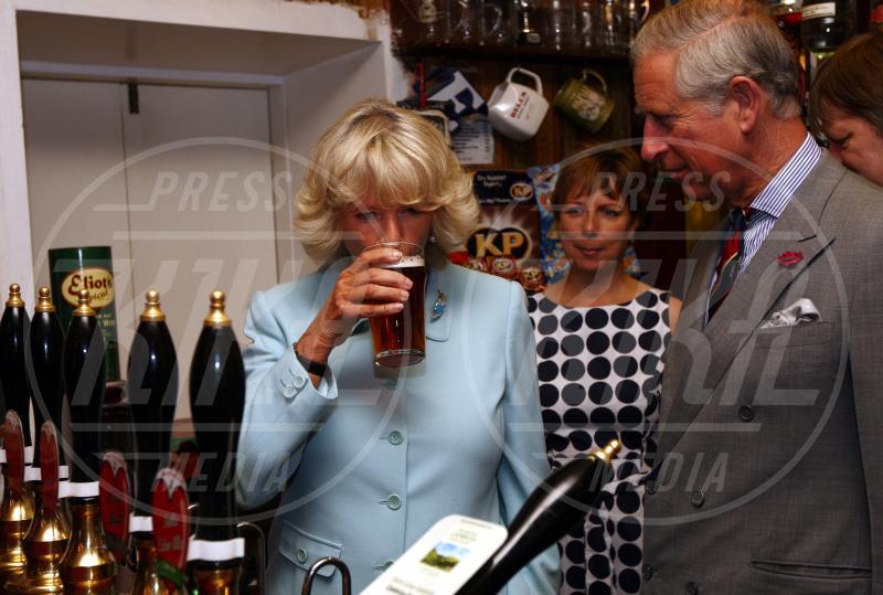 Principe Carlo d'Inghilterra, Camilla Parker Bowles - Los Angeles - 26-11-2010 - Camilla di Cornovaglia, in vino veritas?