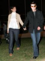 Katie Holmes, Tom Cruise - Hollywood - 22-03-2006 - TOM CRUISE: MANGERO' PLACENTA DI MIO FIGLIO
