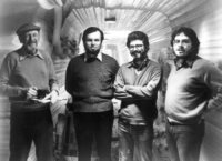 Irvin Kershner, George Lucas - Los Angeles - 29-11-2010 - E' morto Irvin Kershner, regista de L'Impero colpisce ancora e 007 Mai dire mai