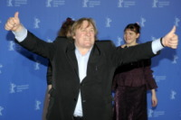 Gerard Depardieu - Berlino - 19-02-2010 - Gerard Depardieu interpreterà Strauss-Kahn in un film diretto da Abel Ferrara