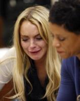 Lindsay Lohan - Los Angeles - 15-07-2010 - Commozione delle celebrità, o lacrime di coccodrillo?