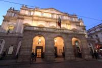 La Scala - Milano - 04-12-2010 - Giovanna d'Arco torna alla prima della Scala di Milano