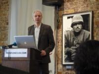 Julian Assange - Londra - 07-12-2010 - Arrestato a Londra il fondatore di Wikileaks Julian Assange