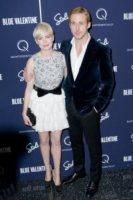 Michelle Williams, Ryan Gosling - New York - 07-12-2010 - Michelle Williams e Ryan Gosling una vera coppia alla premiere di Blue Valentine