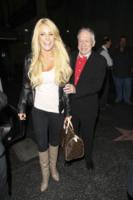 Crystal Harris, Hugh Hefner - Los Angeles - 10-12-2010 - Hugh Hefner si e' fidanzato