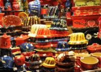 Le decorazioni natalizie colorano le feste italiane foto - Decorazioni italiane ...