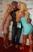 Jennifer McDaniel, Hulk Hogan, Brooke Hogan - Miami - 11-11-2010 - Hulk Hogan si e' risposato