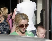 Sean Preston Federline, Britney Spears - Malibu - 30-03-2006 - Britney Spears, caso archiviato