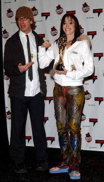 Heidi Fleiss, Andy Dick - Culver City - 22-11-2003 - Un altro rogo a Hollywood, brucia la casa di Heidi Fleiss