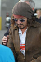 Johnny Depp - Miami - 19-12-2010 - L'ultimatum di Vanessa Paradis a Johnny Depp: porta via tutti quei cappelli