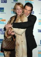 Antonio Banderas, Melanie Griffith - New York - 04-04-2006 - Melanie Griffith chiede il divorzio da Antonio Banderas