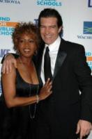 "Alfre Woodard, Antonio Banderas - New York - 04-04-2006 - Banderas protagonista di ""Homeland Security"""