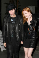 Marilyn Manson, Evan Rachel Wood - West Hollywood - 15-12-2010 - Evan Rachel Wood shock: