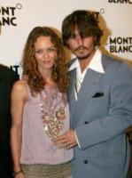 Vanessa Paradis, Johnny Depp - Ginevra - 05-04-2006 - Johnny Depp e Vanessa Paradis sposi ad aprile