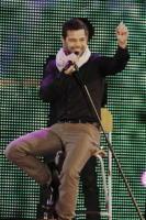 Ricky Martin - Madrid - 11-11-2010 - Ricky Martin premiato dalla Glaad esprime il suo entusiasmo