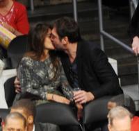 Silvia Lopez, Javier Bardem, Penelope Cruz - Los Angeles - 25-12-2010 - Javier Bardem sara' il protagonista della Torre Nera e avra' una parte in 007