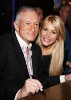 Crystal Harris, Hugh Hefner - Las Vegas - 27-12-2010 - Hugh Hefner si e' fidanzato