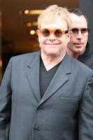 David Furnish, Elton John - Los Angeles - 15-01-2010 - Sir Elton John ricoverato per un'appendicite