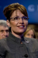 Sarah Palin - Los Angeles - 26-09-2008 - Il reality show di Sarah Palin non avra' una seconda stagione