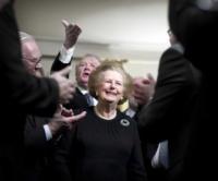 14-01-2010 - Meryl Streep sara' Margaret Thatcher in The Iron Lady