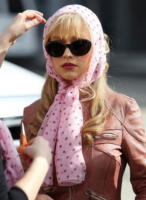 Christina Aguilera - Los Angeles - 11-01-2010 - Inizio anno esplosivo per Christina Aguilera