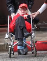 Zsa Zsa Gabor - 26-01-2010 - Zsa Zsa Gabor potrebbe perdere una gamba