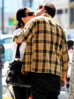 Courteney Cox, David Arquette - Beverly Hills - 16-03-2009 - David Arquette e Courteney Cox si riavvicinano anche fisicamente