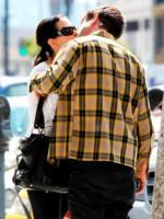 Courteney Cox, David Arquette - Beverly Hills - 16-03-2009 - Courteney Cox sostiene il marito David Arquette in clinica