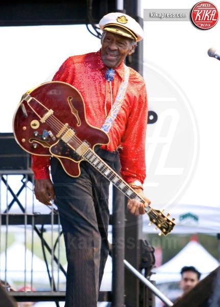 Chuck Berry - Las Vegas - 04-04-2010 - Addio a Chuck Berry, il padre del rock se ne va a 90 anni