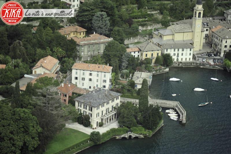 Villa George Clooney - Laglio - 21-08-2009 - Clooney, multa per chi si avvicina a Villa Oleandra
