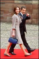 Nicolas Sarkozy, Carla Bruni - Parigi - 04-01-2011 - Carla Bruni: