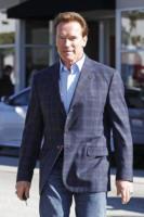 Arnold Schwarzenegger - Los Angeles - 04-01-2011 - Arnold Schwarzenegger di nuovo sul set