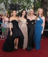 Cynthia Nixon, Sarah Jessica Parker, Kim Cattrall, Kristin Davis - Londra - 27-05-2010 - Prime nomination per i Razzie, premi al peggio del cinema