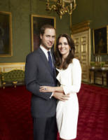 Principe William, Kate Middleton - Londra - 07-01-2011 - Elton John non sara' invitato al matrimonio di William