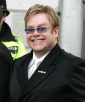 Elton John - Londra - 07-01-2011 - Elton John non sara' invitato al matrimonio di William