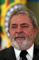 Lula Da Silva - Brasilia - 07-01-2011 - Mikhail Gorbacev annuncia i candidati al premio Uomini che hanno cambiato il mondo