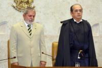 Lula Da Silva, Gilmar Mendes - Brasilia - 07-01-2011 - Cesare Battisti resta in carcere, no al rilascio immediato