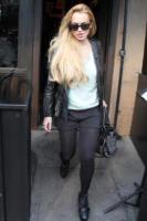 Lindsay Lohan - Los Angeles - 08-01-2011 - Lindsay Lohan accusata di furto di gioielli